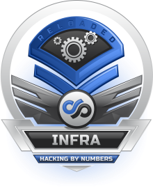 Hacking By Numbers : Infrastructure Bootcamp