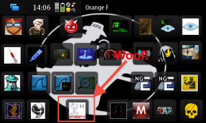 N900 desktop icon
