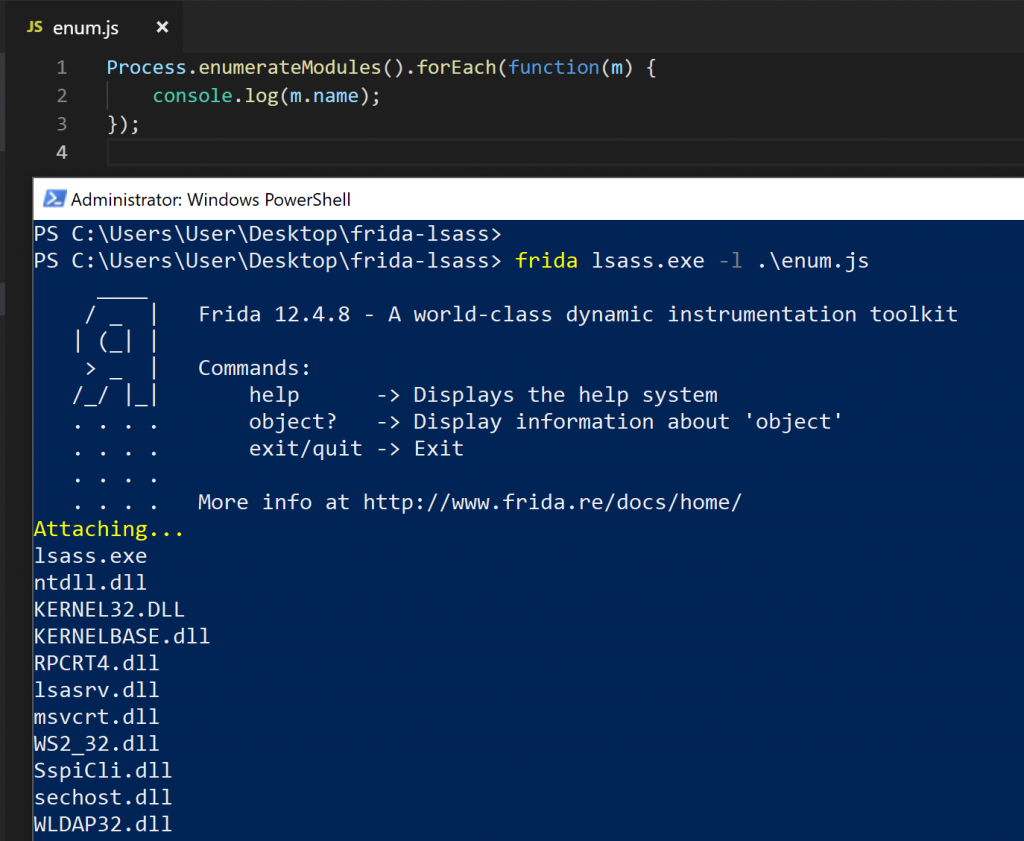 SensePost | Recreating known universal windows password